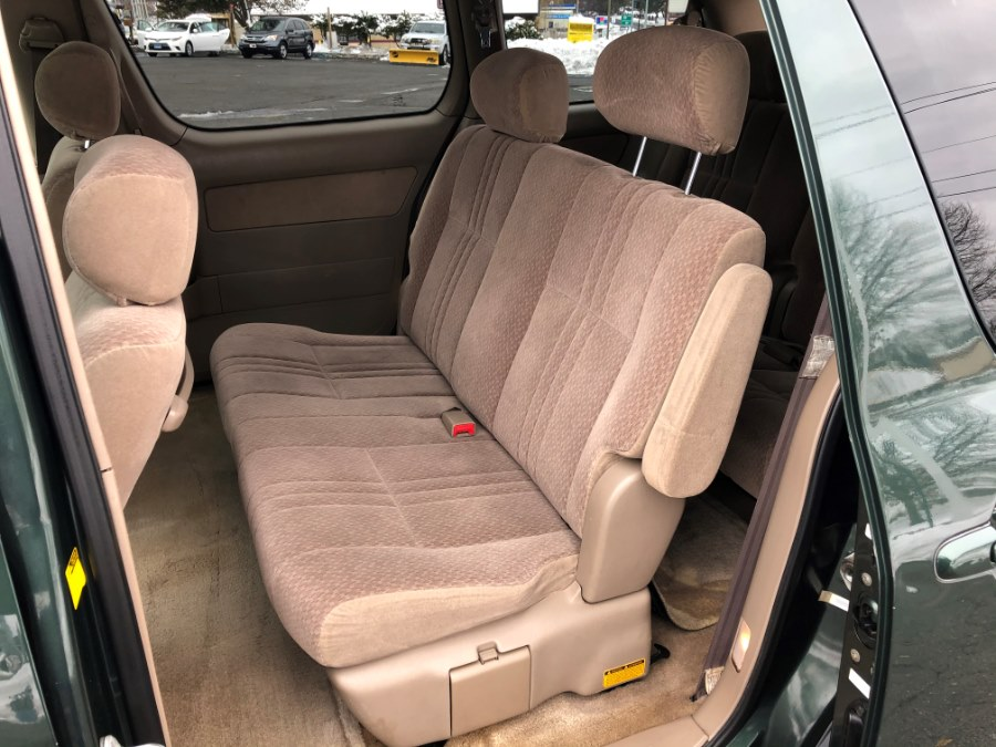 Used Toyota Sienna 5dr CE (Natl) 2002 | Ledyard Auto Sale LLC. Hartford , Connecticut