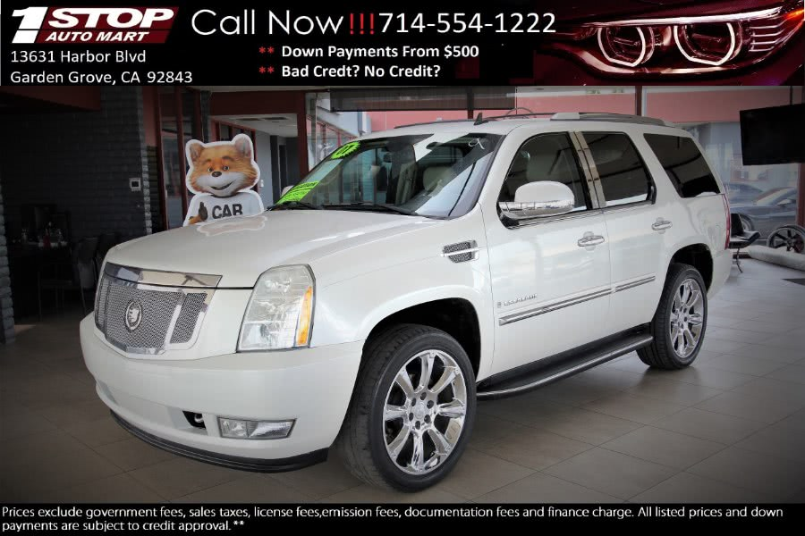 Used 2007 Cadillac Escalade in Garden Grove, California | 1 Stop Auto Mart Inc.. Garden Grove, California