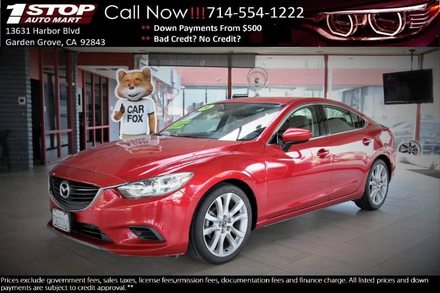 Used 2014 Mazda Mazda6 in Garden Grove, California | 1 Stop Auto Mart Inc.. Garden Grove, California