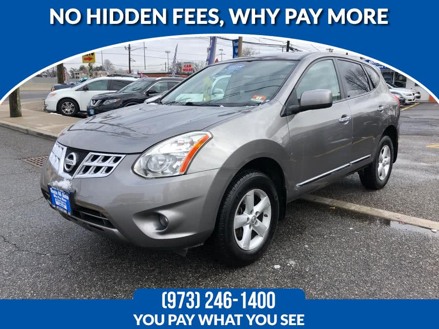 Used 2013 Nissan Rogue in Lodi, New Jersey | Route 46 Auto Sales Inc. Lodi, New Jersey