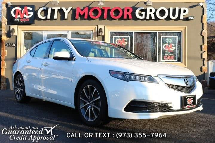 Used 2016 Acura Tlx in Haskell, New Jersey | City Motor Group Inc.. Haskell, New Jersey