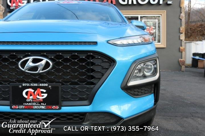 Used Hyundai Kona SEL 2018 | City Motor Group Inc.. Haskell, New Jersey