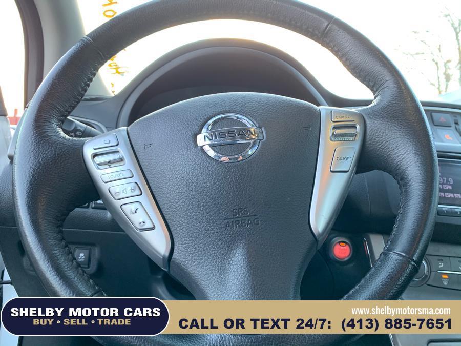 Used Nissan Sentra 4dr Sdn I4 CVT S 2015 | Shelby Motor Cars . Springfield, Massachusetts
