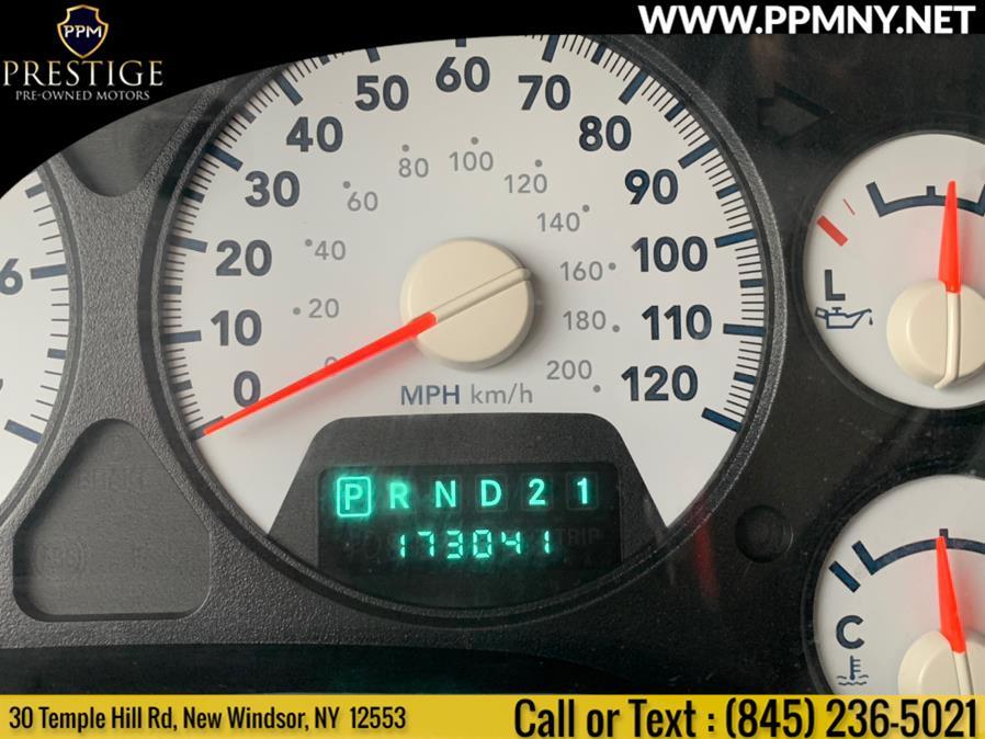 "Used Dodge Ram 1500 4WD Quad Cab 140.5"" SLT 2008 | Prestige Pre-Owned Motors Inc. New Windsor, New York"