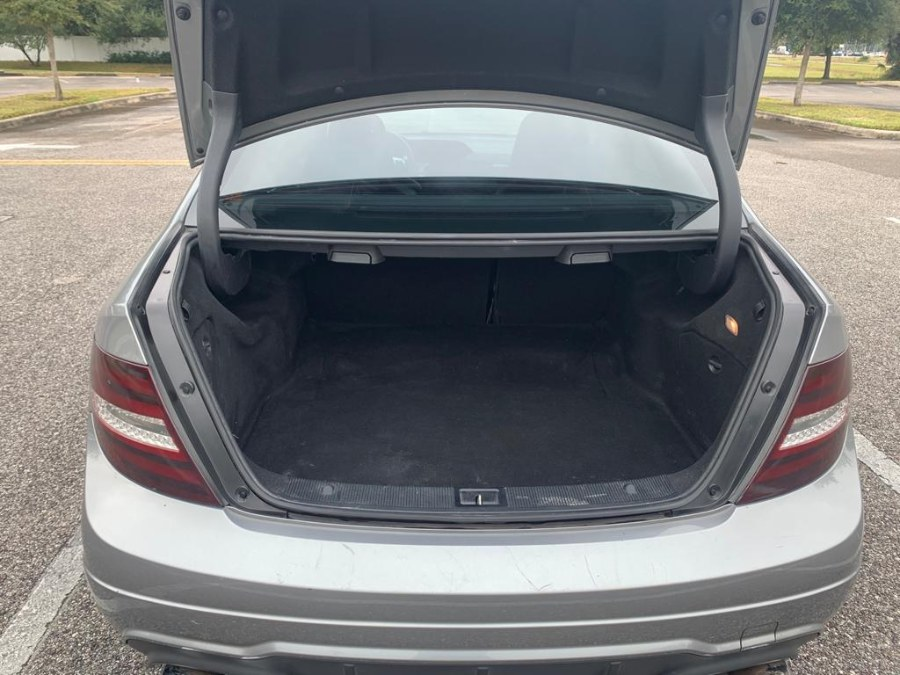 2013 Mercedes-Benz C-Class 4dr Sdn C 63 AMG RWD, available for sale in Longwood, Florida | Majestic Autos Inc.. Longwood, Florida