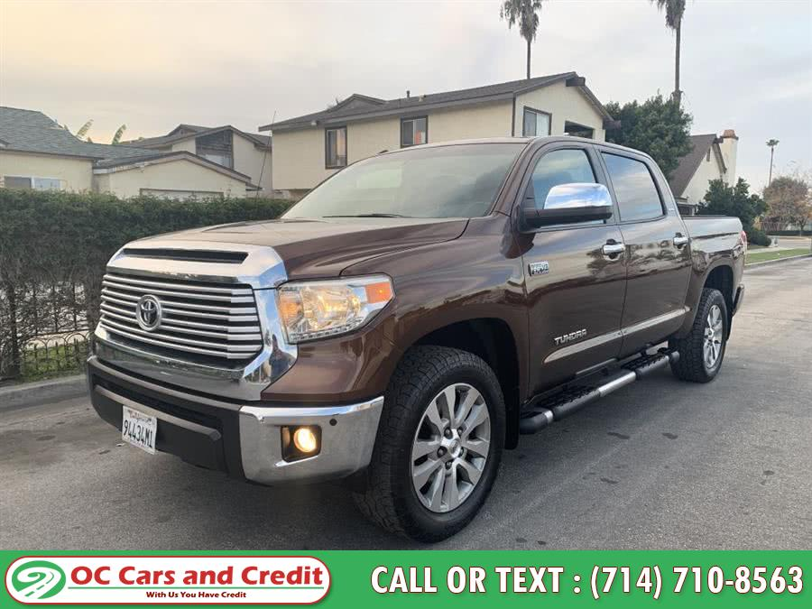 Used 2014 Toyota Tundra in Garden Grove, California | OC Cars and Credit. Garden Grove, California