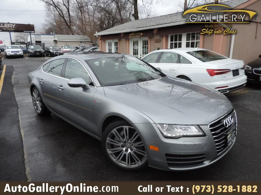 Used 2014 Audi A7 in Lodi, New Jersey | Auto Gallery. Lodi, New Jersey