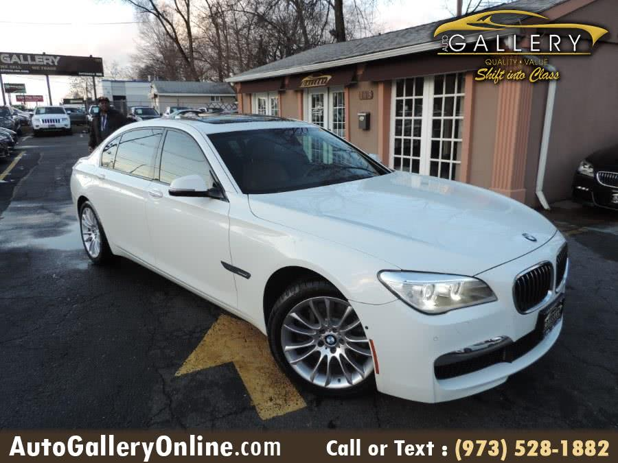 Used 2013 BMW 7 Series in Lodi, New Jersey | Auto Gallery. Lodi, New Jersey