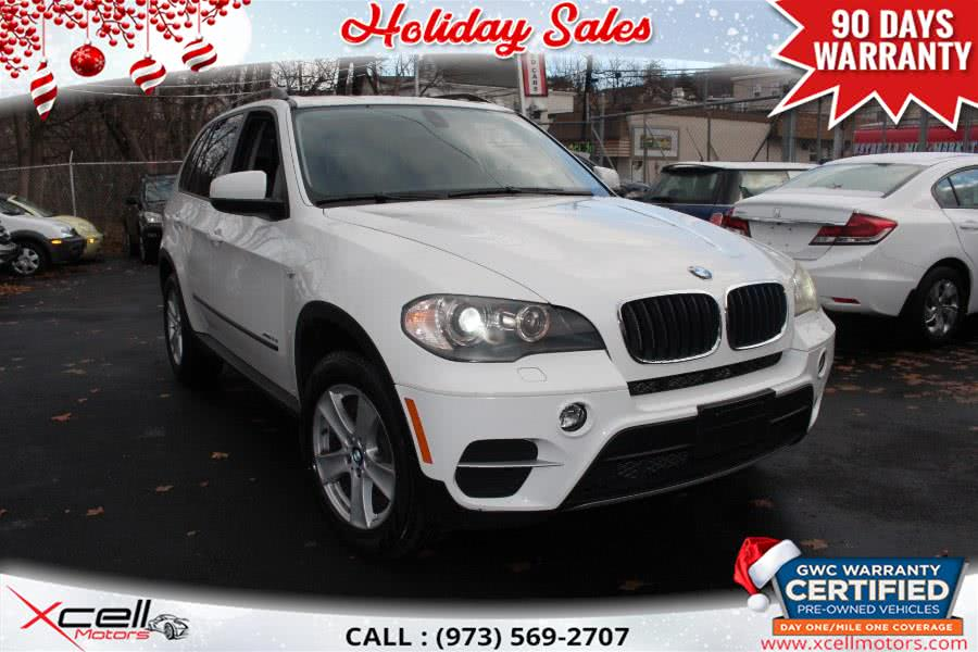 Used BMW X5 AWD 4dr 35i Premium 2011 | Xcell Motors LLC. Paterson, New Jersey