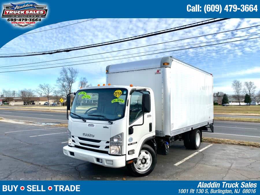 Used 2016 Isuzu NRR DSL REG AT LSD in Burlington, New Jersey | Aladdin Truck Sales. Burlington, New Jersey