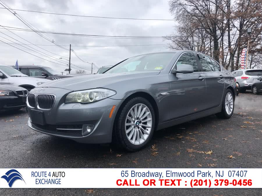 Used 2011 BMW 5 Series in Elmwood Park, New Jersey | Route 4 Auto Exchange. Elmwood Park, New Jersey