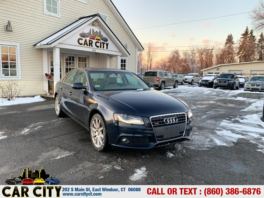 Used 2010 Audi A4 in East Windsor, Connecticut | Car City LLC. East Windsor, Connecticut
