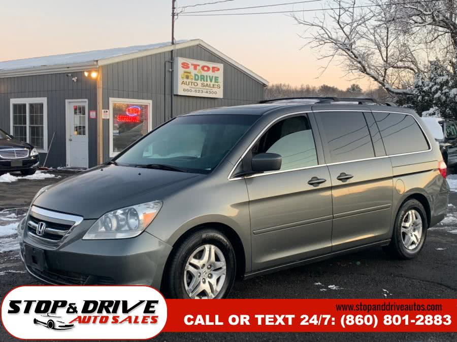 Used 2007 Honda Odyssey in East Windsor, Connecticut | Stop & Drive Auto Sales. East Windsor, Connecticut