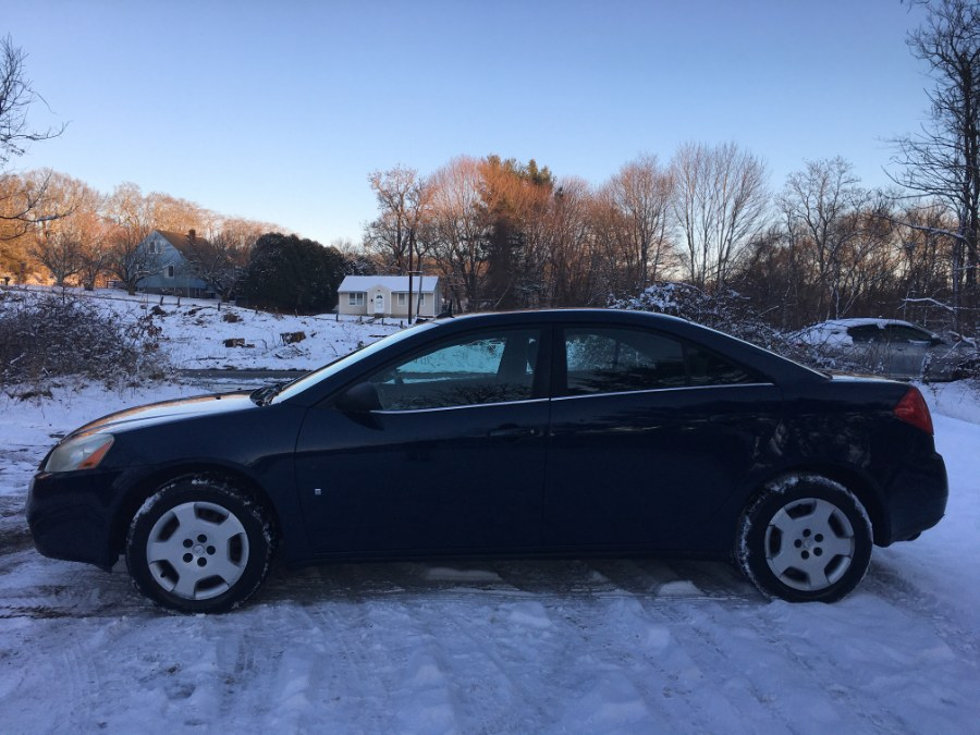 Used Pontiac G6 4dr Sdn 1SV Value Leader 2008 | Elite Auto Brokers LLC. Norwich, Connecticut