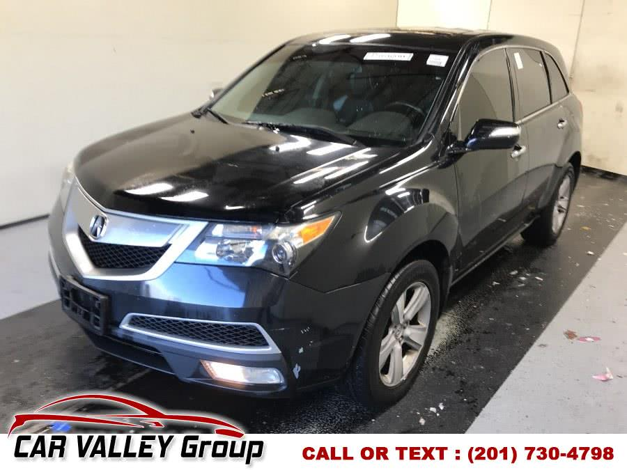 Used 2011 Acura MDX in Jersey City, New Jersey | Car Valley Group. Jersey City, New Jersey