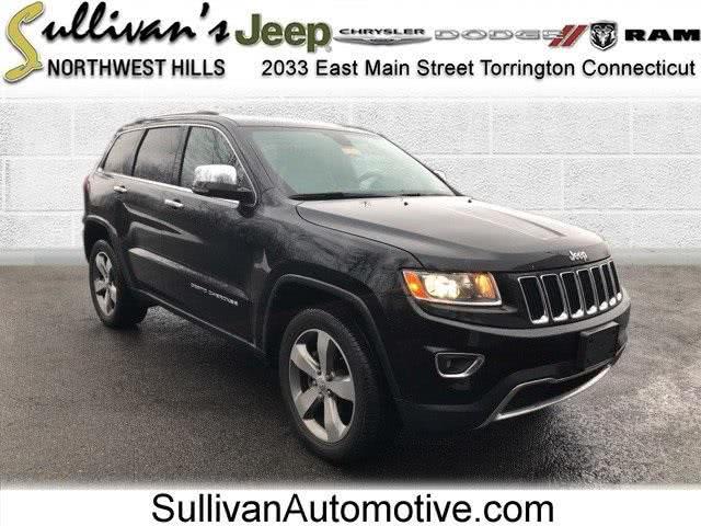 Used 2016 Jeep Grand Cherokee in Avon, Connecticut | Sullivan Automotive Group. Avon, Connecticut