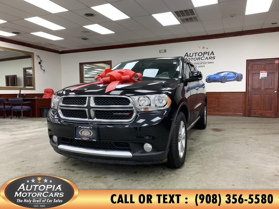 Used 2013 Dodge Durango in Union, New Jersey | Autopia Motorcars Inc. Union, New Jersey