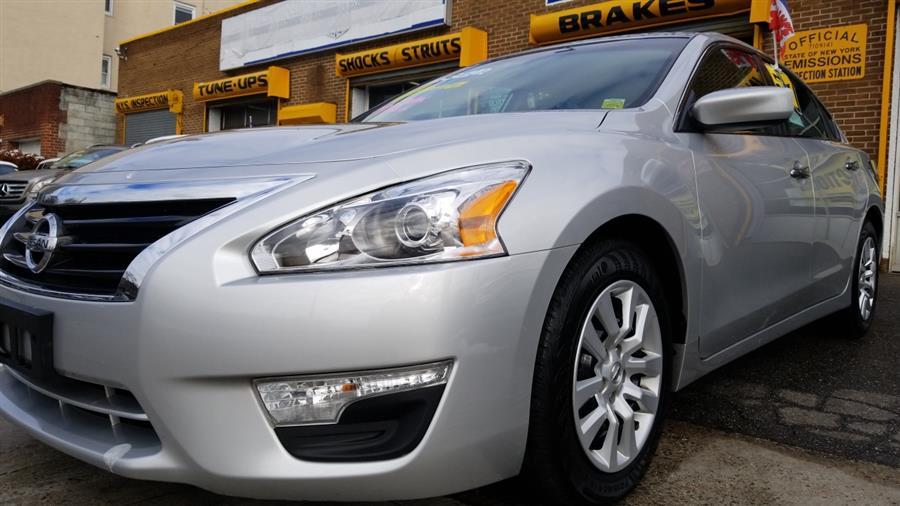 Used Nissan Altima 4dr Sdn I4 2.5 SV 2015   New York Motors Group Solutions LLC. Bronx, New York