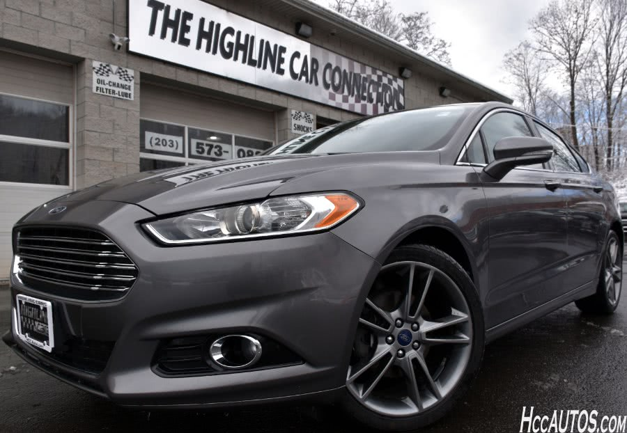 Used 2013 Ford Fusion in Waterbury, Connecticut | Highline Car Connection. Waterbury, Connecticut