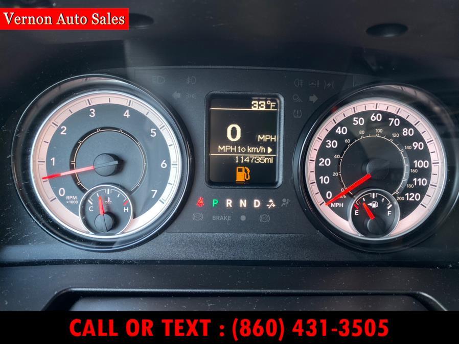 "Used Ram 1500 Express 4x4 Quad Cab 6''4"" Box 2017 | Vernon Auto Sale & Service. Manchester, Connecticut"