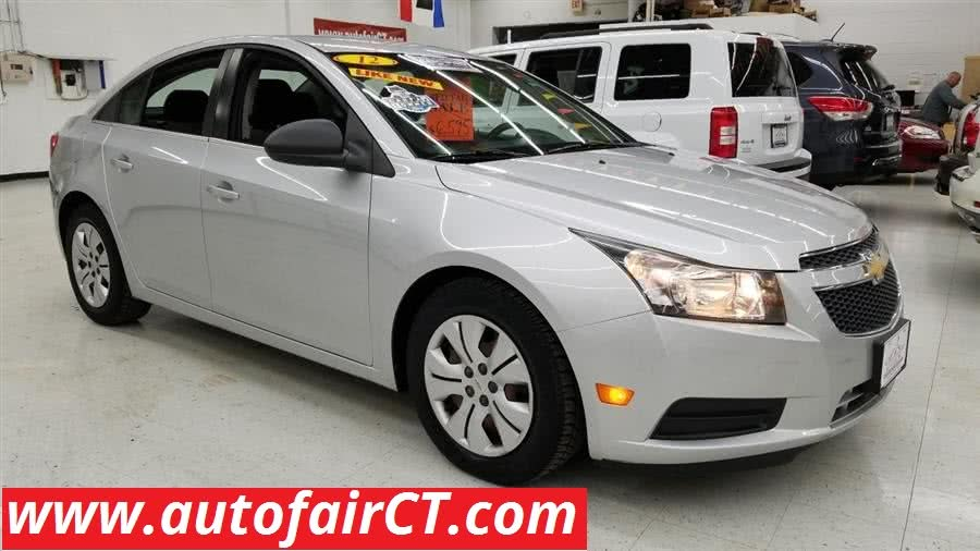 Used 2012 Chevrolet Cruze in West Haven, Connecticut