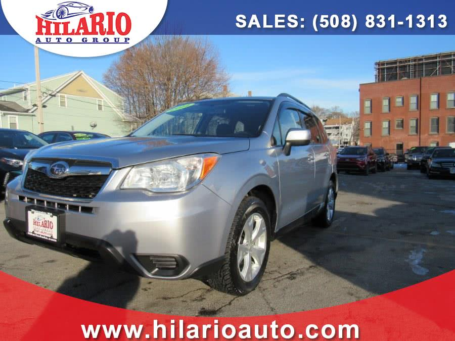 Used 2014 Subaru Forester in Worcester, Massachusetts | Hilario's Auto Sales Inc.. Worcester, Massachusetts