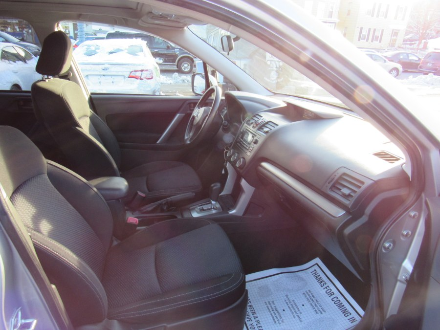 2014 Subaru Forester 4dr Auto 2.5i Premium PZEV, available for sale in Worcester, Massachusetts | Hilario's Auto Sales Inc.. Worcester, Massachusetts
