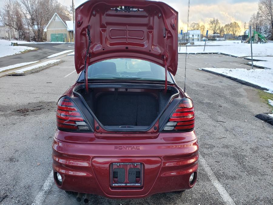2002 Pontiac Grand Am 4dr Sdn SE1, available for sale in Stratford, Connecticut | Mike's Motors LLC. Stratford, Connecticut