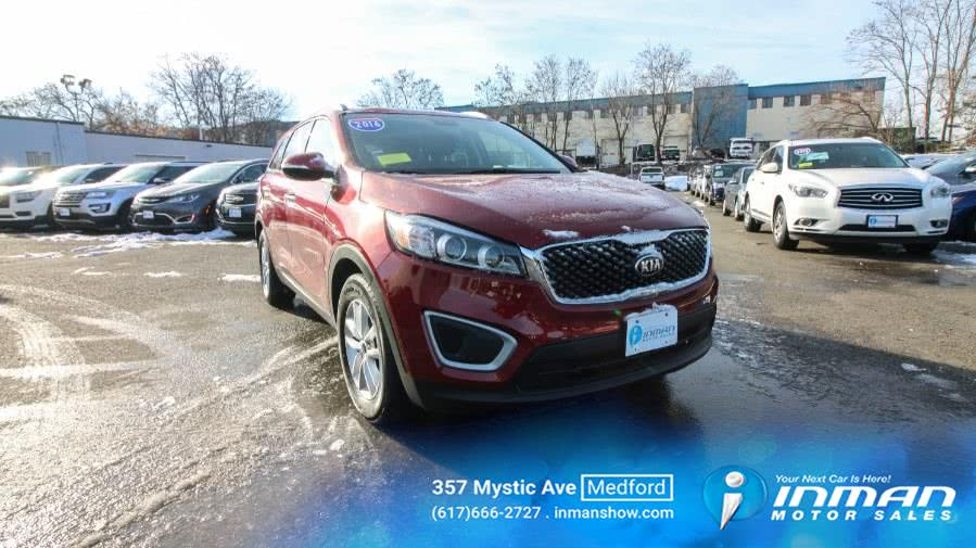 Used 2016 Kia Sorento in Medford, Massachusetts | Inman Motors Sales. Medford, Massachusetts