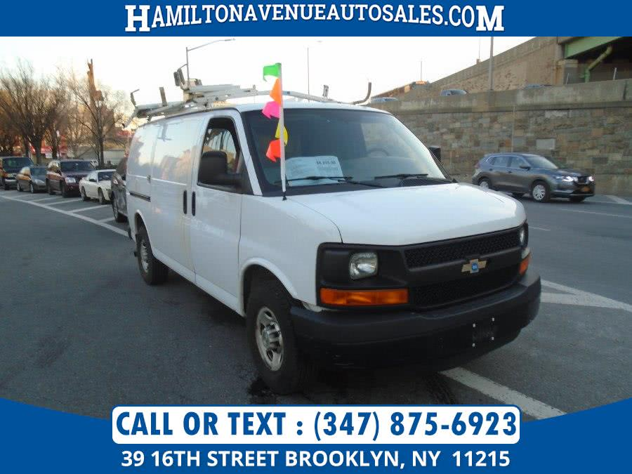 Used 2013 Chevrolet Express Cargo Van in Brooklyn, New York | Hamilton Avenue Auto Sales DBA Nyautoauction.com. Brooklyn, New York