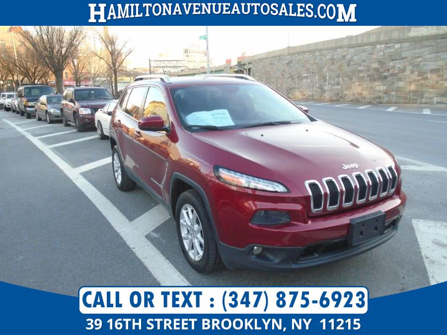 Used 2014 Jeep Cherokee in Brooklyn, New York | Hamilton Avenue Auto Sales DBA Nyautoauction.com. Brooklyn, New York