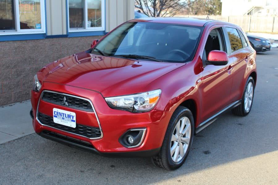 Used 2013 Mitsubishi Outlander Sport in East Windsor, Connecticut | Century Auto And Truck. East Windsor, Connecticut