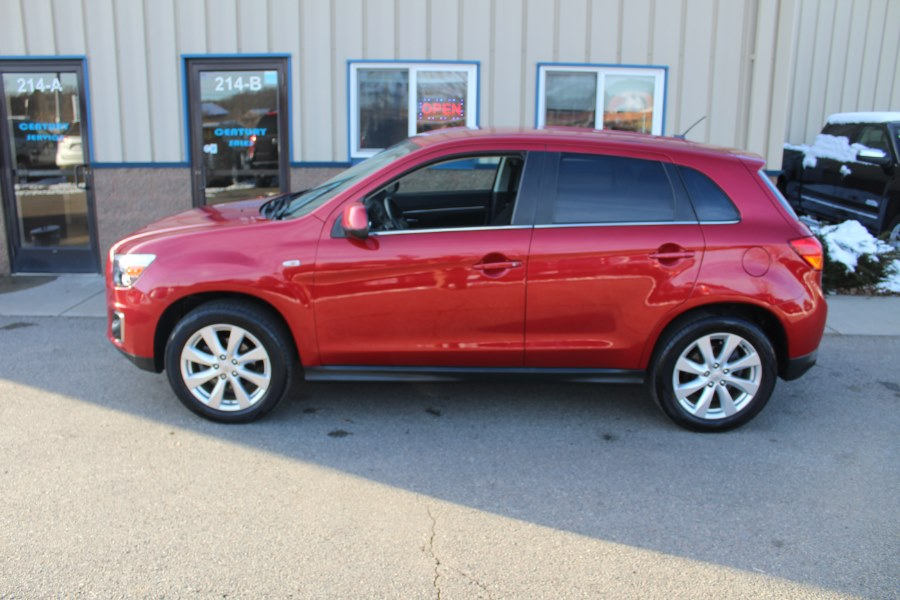 Used Mitsubishi Outlander Sport AWD 4dr CVT SE 2013   Century Auto And Truck. East Windsor, Connecticut