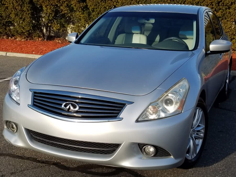 Used 2012 Infiniti G25 Sedan in Queens, New York