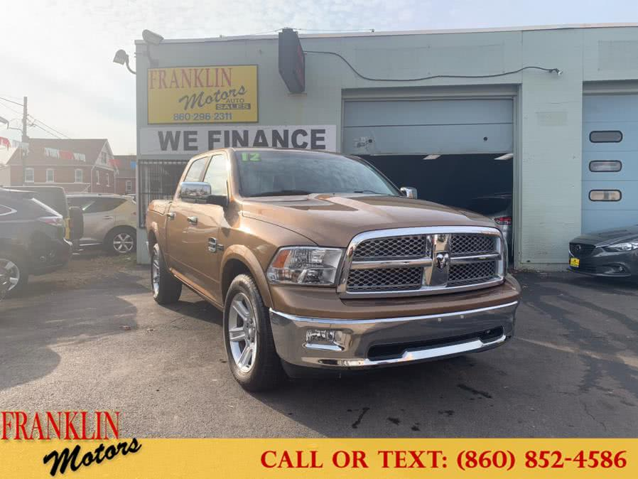 Used 2012 Ram 1500 in Hartford, Connecticut | Franklin Motors Auto Sales LLC. Hartford, Connecticut