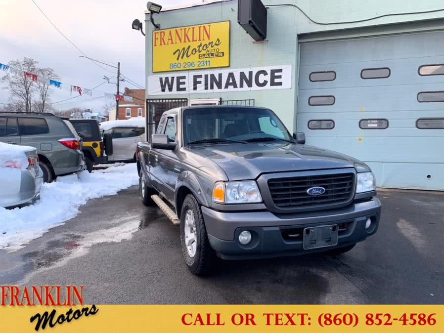 Used 2008 Ford Ranger in Hartford, Connecticut | Franklin Motors Auto Sales LLC. Hartford, Connecticut