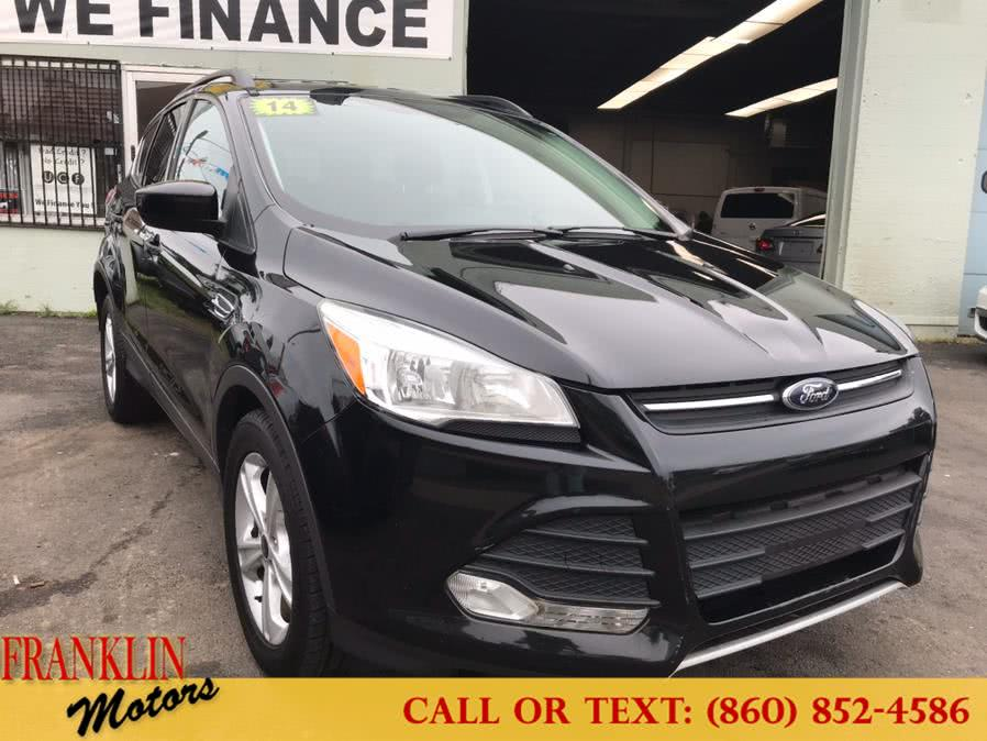 Used 2014 Ford Escape in Hartford, Connecticut | Franklin Motors Auto Sales LLC. Hartford, Connecticut