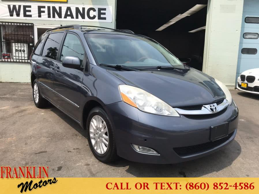 Used 2008 Toyota Sienna in Hartford, Connecticut | Franklin Motors Auto Sales LLC. Hartford, Connecticut
