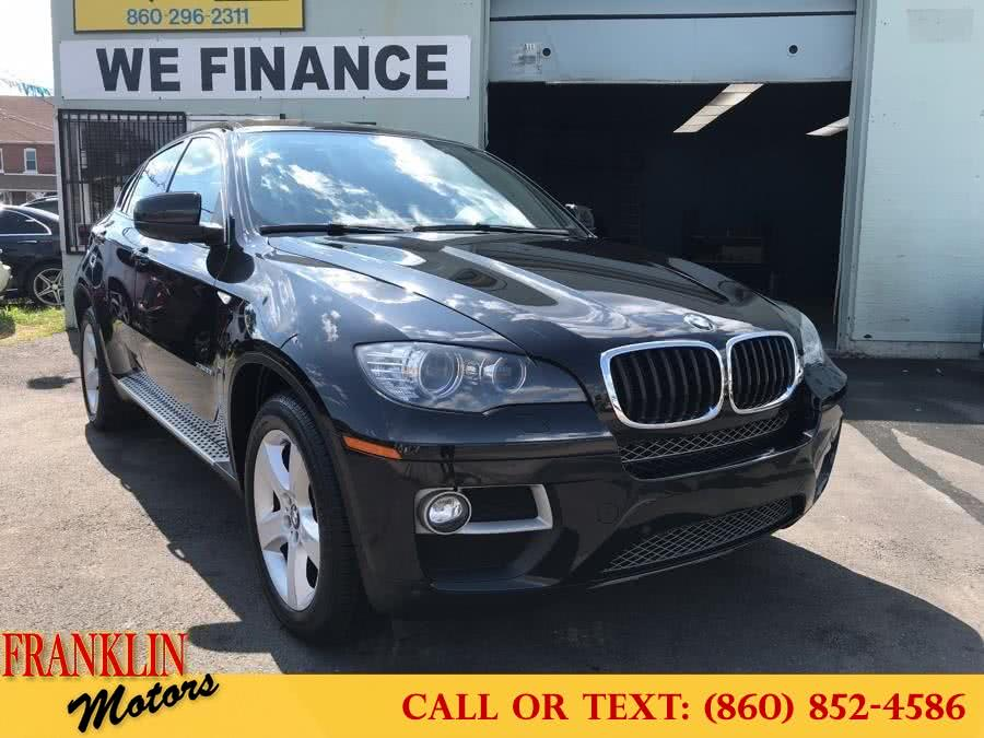 Used 2014 BMW X6 in Hartford, Connecticut | Franklin Motors Auto Sales LLC. Hartford, Connecticut
