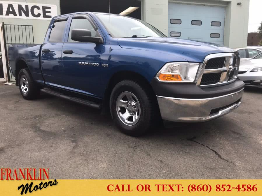 Used 2011 Ram 1500 in Hartford, Connecticut | Franklin Motors Auto Sales LLC. Hartford, Connecticut