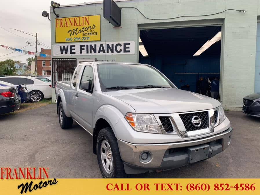 Used 2010 Nissan Frontier in Hartford, Connecticut | Franklin Motors Auto Sales LLC. Hartford, Connecticut