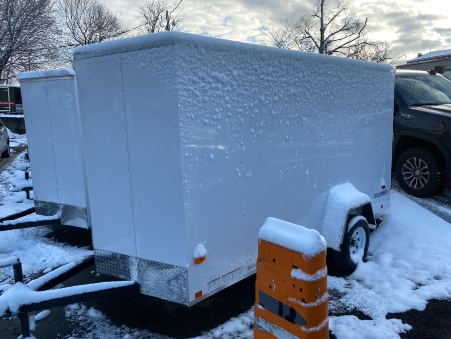 Used LOOK TRAILERS LSC0A6.0X12SI2FE EQUINOX CARGO 2020 | Car City of Danbury, LLC. Danbury, Connecticut