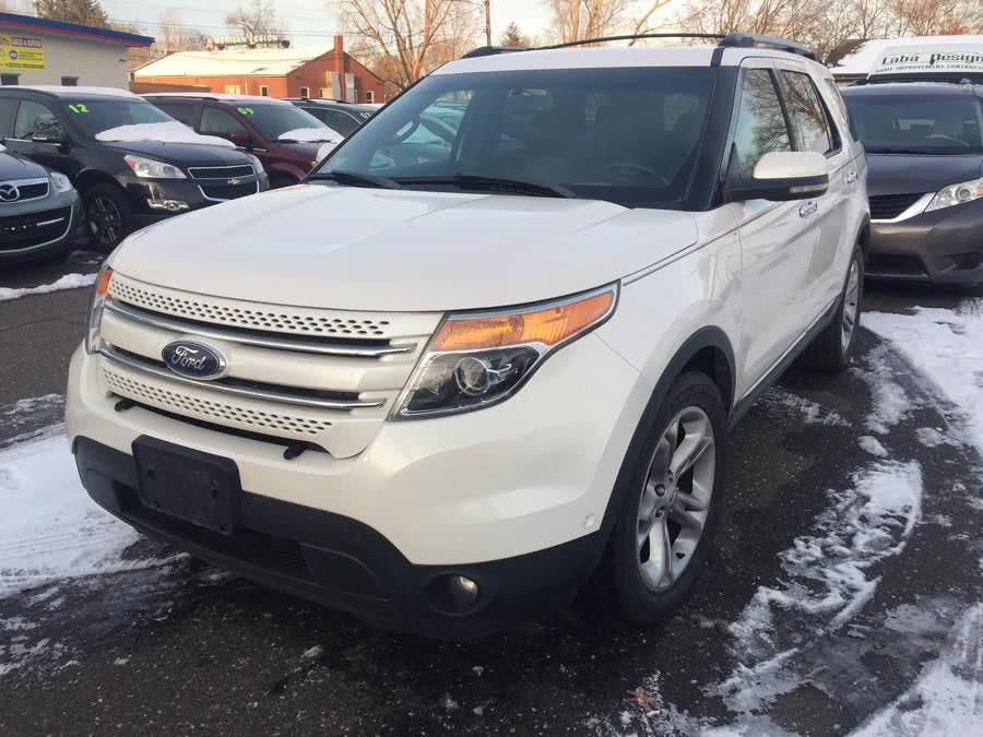 Used 2012 Ford Explorer in Manchester, Connecticut | Best Auto Sales LLC. Manchester, Connecticut