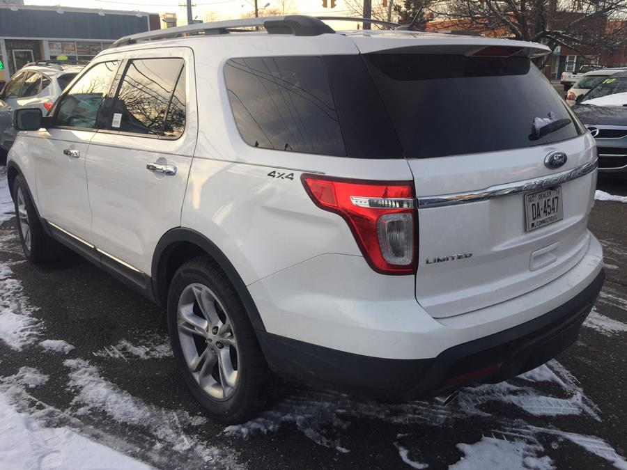 2012 Ford Explorer 4WD 4dr Limited, available for sale in Manchester, Connecticut   Best Auto Sales LLC. Manchester, Connecticut