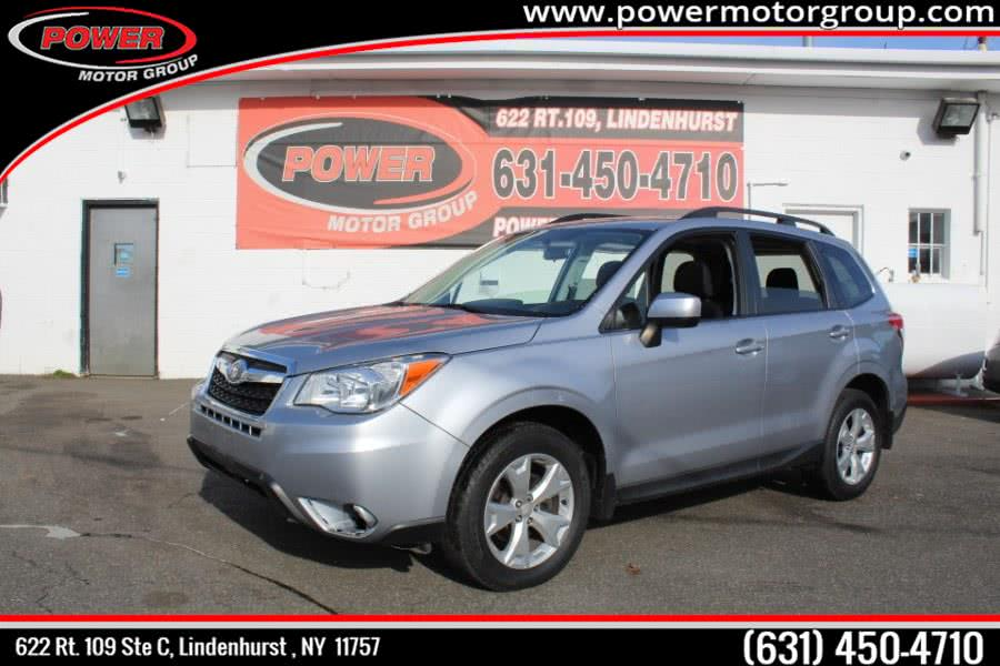 Used 2016 Subaru Forester in Lindenhurst , New York | Power Motor Group. Lindenhurst , New York
