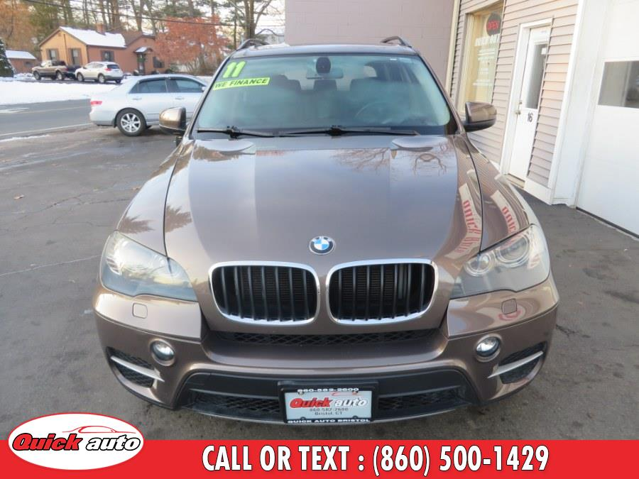 2011 BMW X5 AWD 4dr 35i, available for sale in Bristol, Connecticut   Quick Auto LLC. Bristol, Connecticut