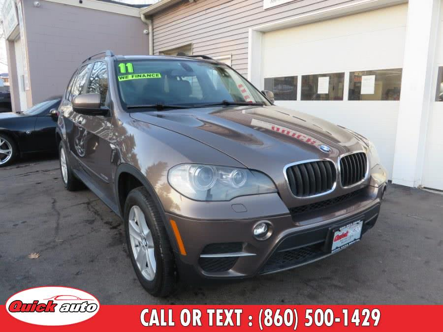 Used 2011 BMW X5 in Bristol, Connecticut | Quick Auto LLC. Bristol, Connecticut