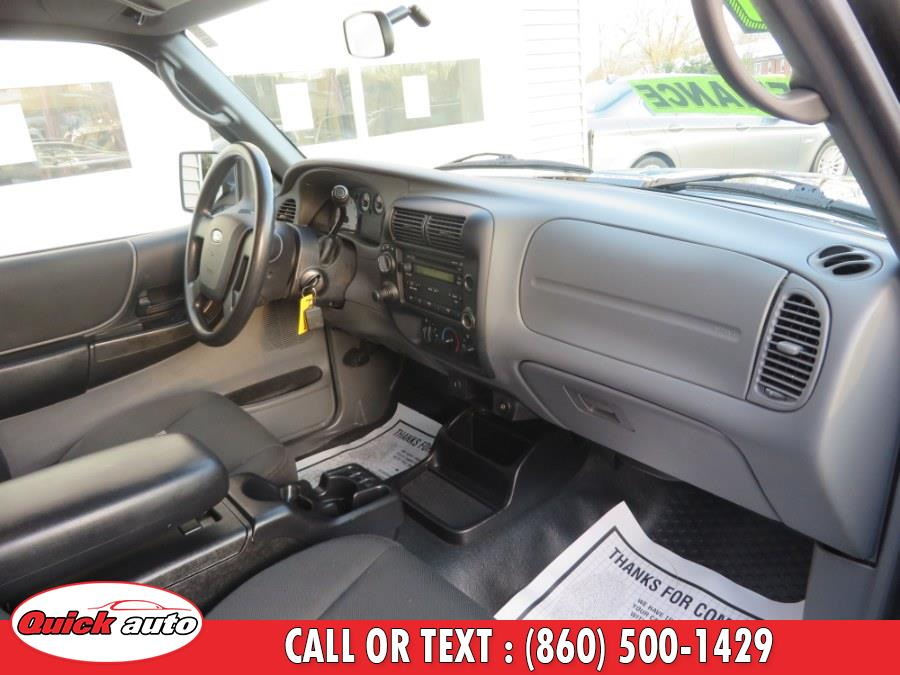 """Used Ford Ranger 4WD 4dr SuperCab 126"""" Sport 2011   Quick Auto LLC. Bristol, Connecticut"""