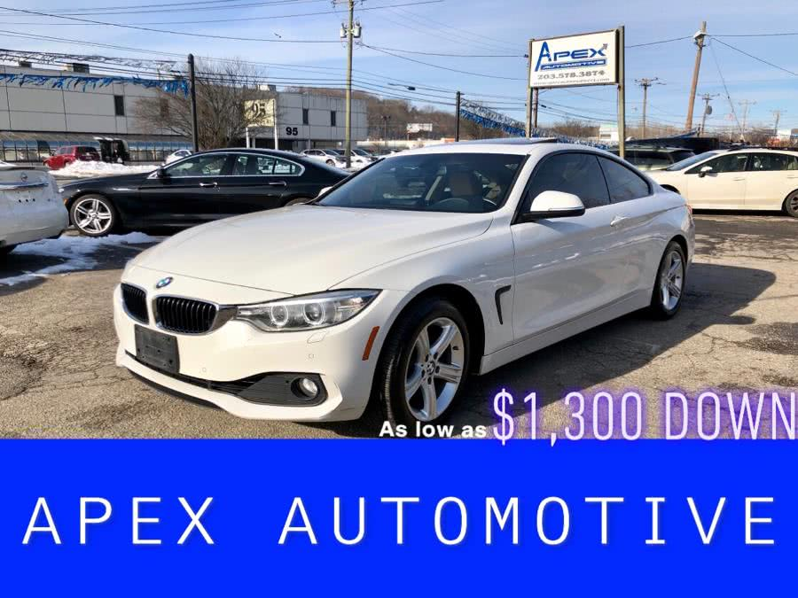 Used 2014 BMW 4 Series in Waterbury, Connecticut | Apex  Automotive. Waterbury, Connecticut