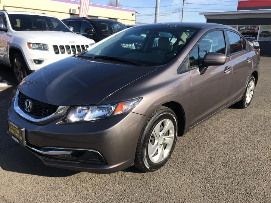Used 2015 Honda Civic Sedan in West Hartford, Connecticut | Auto Store. West Hartford, Connecticut